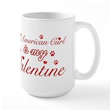 An American Curl is my Valentine Mug