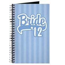 Baseball Blue Bride 2012 Journal