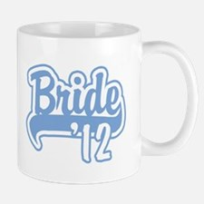 Baseball Blue Bride 2012 Mug