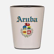 Aruba designs Shot Glass