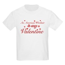 An American Wirehair is my Valentine T-Shirt