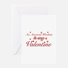 An American Wirehair is my Valentine Greeting Card