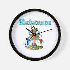 Bahamas designs Wall Clock