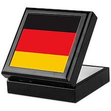 Germany Flag Keepsake Box