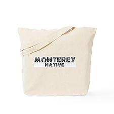 Monterey Native Tote Bag