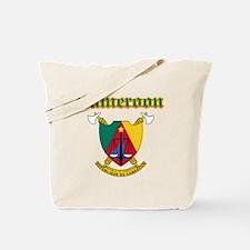 Cameroon designs Tote Bag