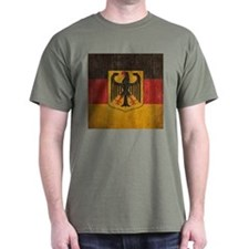 Vintage Germany Flag T-Shirt