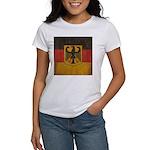 Vintage Germany Flag Women's T-Shirt