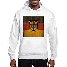 Vintage Germany Flag Hoodie