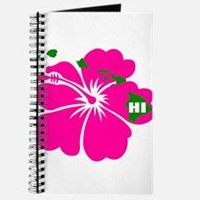 Hawaii Islands & Hibiscus Journal