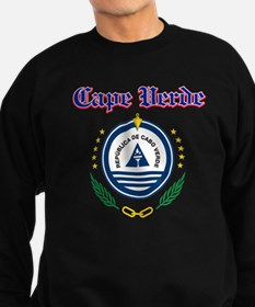 Cape Verde designs Sweatshirt (dark)