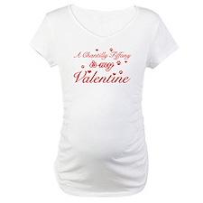 A Chantilly Tiffany is my valentine Shirt