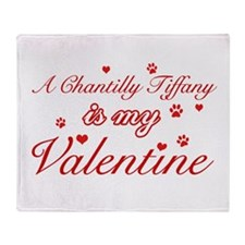 A Chantilly Tiffany is my valentine Stadium Blank