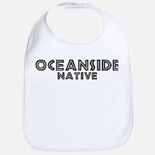 Oceanside Native Bib