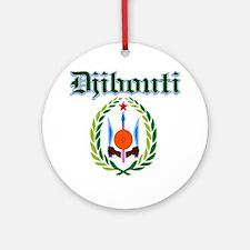 Djibouti designs Ornament (Round)