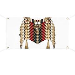 Native American Breastplate 9 Banner