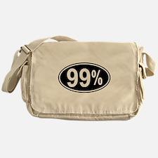99 Percent Messenger Bag