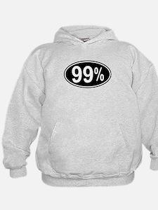 99 Percent Hoodie