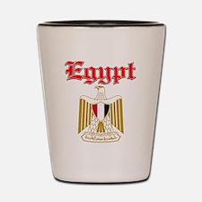 Egypt designs Shot Glass