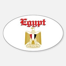 Egypt designs Decal