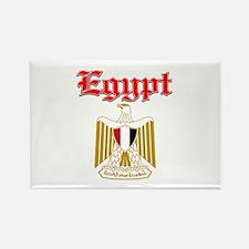 Egypt designs Rectangle Magnet