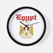 Egypt designs Wall Clock