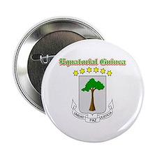 """Equatorial Guinea designs 2.25"""" Button (100 pack)"""