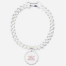 An Egyptian Mau is my Valentine Bracelet