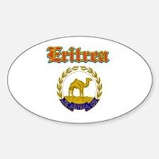 Eritrea designs Decal