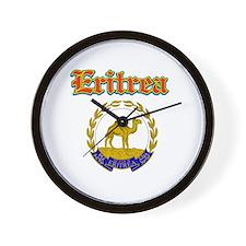 Eritrea designs Wall Clock