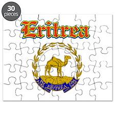 Eritrea designs Puzzle