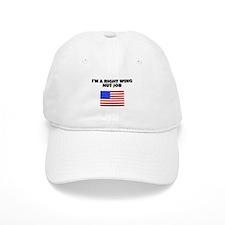 Right Wing Nut Job Baseball Cap