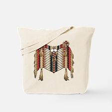 Native American Breastplate 10 Tote Bag
