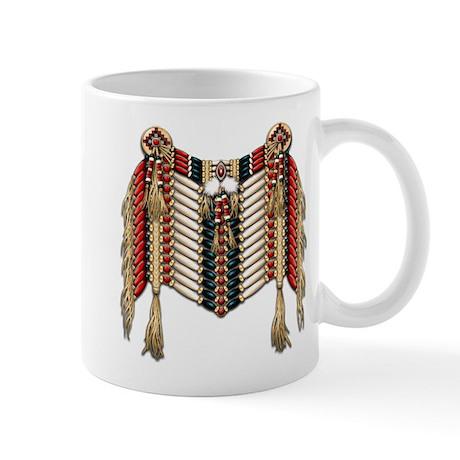 Native American Breastplate 10 Mug