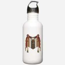 Native American Breastplate 10 Water Bottle
