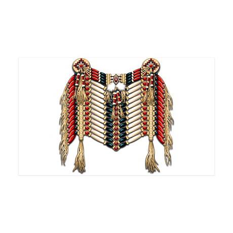 Native American Breastplate 10 38.5 x 24.5 Wall Pe