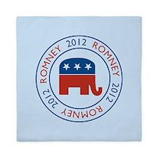 Romney 2012 Queen Duvet