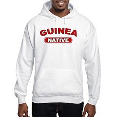 Guinea Native Hoodie