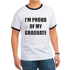 I'm proud of my graduate T