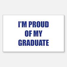 I'm proud of my graduate Decal