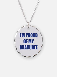I'm proud of my graduate Necklace