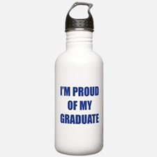 I'm proud of my graduate Water Bottle