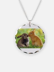 Love Bunnies Necklace