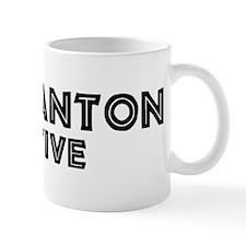 Pleasanton Native Mug