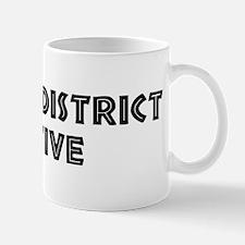 Sunset District Native Small Small Mug