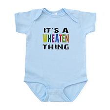 Wheaten THING Infant Bodysuit