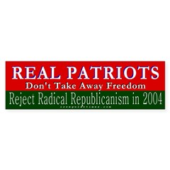 Real Patriots Defend Freedom
