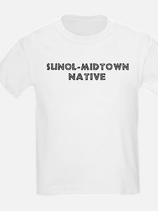 Sunol-Midtown Native Kids T-Shirt