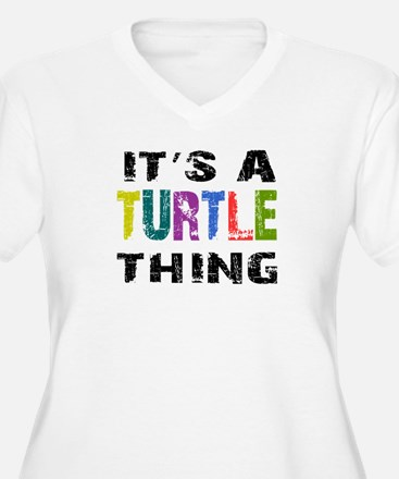 Turtle THING T-Shirt