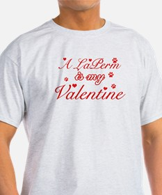 A Laperm is my valentine T-Shirt